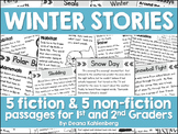 Winter Stories {5 Fiction & 5 Non-Fiction Stories}