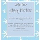 Winter Story Matrix: A creative approach to narrative writing