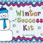 Winter Success Kit  Great for RTI