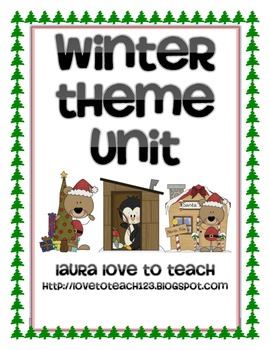 Winter Theme Unit