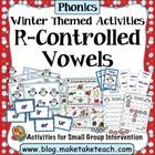Winter Themed Bundle for R-Controlled Vowels