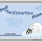 Winter Time Blues--LITERACY STATIONS ONLY