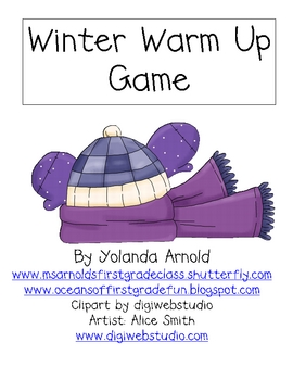 Winter Warm Up Game