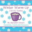 Winter Warm-Up Literacy Games