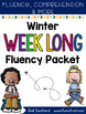 Winter Weeklong Fluency Packet