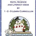 Winter Wonderland Math, Science and Literacy Ideas