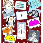Winter Wonderland Music Games Level 1