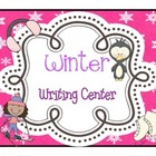 Winter Writing Center