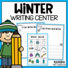 Winter Writing Center Mini-Packet