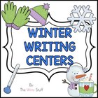 Winter Writing Centers-TheWriteStuff