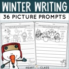 Winter Writing {Picture Prompts}