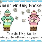 Winter Writing Station