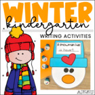 Winter Writing for Kinders