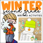 Winter Writing for Second Graders