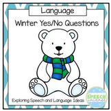 Winter Yes/No Questions