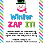 Winter ZAP IT!