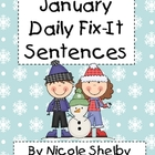 Winter/January Daily Fix-It Ups
