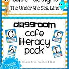 [Wise Designs] Under the Sea Cafe Literacy Pack FREEBIE