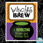 Witches&#039; Brew: A Revolting Recipe and Writing Pack