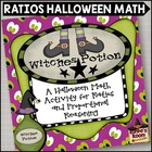 Witches Potion - A Math Activity for Ratios and Proportion