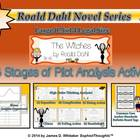 Witches by Roald Dahl 6 Stages of Plot Analysis Activity C