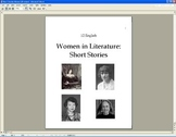 Women in Literature: Short Story Unit
