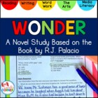 Wonder Integrated Book Study