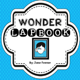 Wonder R.J. Palacio Lapbook