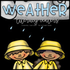 Wonderful Weather {8 Literacy Activities}