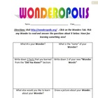 Wondering with Wonderopolis