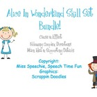 Wonderland Skill Sets Bundle!