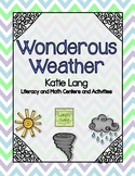 Wonderous Weather-Connected to FOSS Weather unit