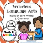 Wonders Writing: 1st grade Language Arts- Writing and Gram