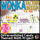 Wonka Math Factory Design - Print &amp; Go Measurement and Pro