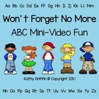 Won&#039;t Forget No More for the Smart Board, IWB, or Computer