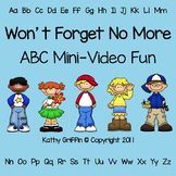 ABC's Won't Forget No More Mini Video Fun