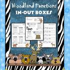 Woodland Function - In Out Boxes - Patterns and Rules