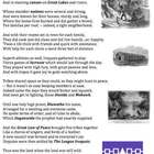 Woodland Tribes (6) - poem, worksheets and puzzle