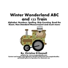 Woodland Winter Train Unit Freebie