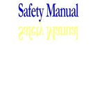 Woodshop Safety Manual