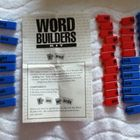 Word Builder - Manipulatives