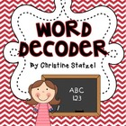 Word Decoder