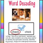 Word Decoding Practice