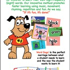 Word Dogs! Complete Sight-Word Program  www.curriculalala.com