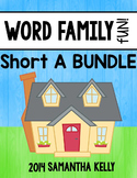 Word Families - Short A Bundle
