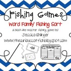 Word Family Fish and Sort
