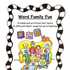 Word Family Foundations for Common Core (a)