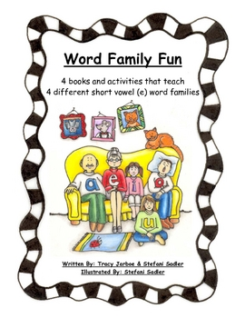 Word Family Fun Volume (e)