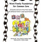 Word Family Fun Volumes 1-5