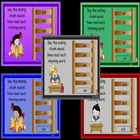 Word Family Ladders  SMARTBoard Lessons